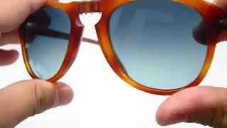 Persol 714-SM Steve McQueen 96/S3 Sunglasses