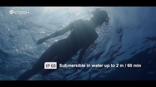 Richbox to showcase their latest waterproof smartphone case
