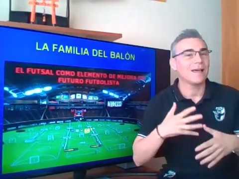 «Fútbol sala y fútbol» por Miguel Rodrigo (RFAF)