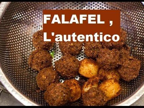 falafel - ricetta