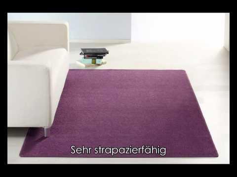Kurzflor Design Teppich Beshir