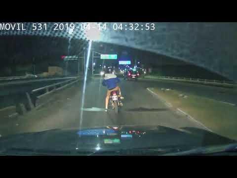 """Dos motochorros detenidos gracias a """"Ojos en Alerta"""""""