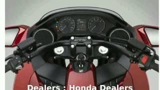 7. 2014 Honda CTX 1300 Deluxe - Details & Specs