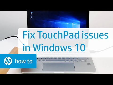 , title : 'How to Fix the TouchPad on HP Notebooks in Windows 10'