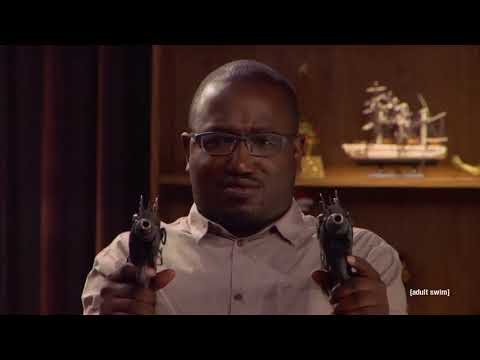 Waka Flocka Hannibal Buress - Hard In Da Paint