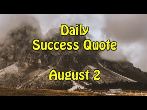 Success quotes - Daily Success Quote August 2  Motivational Quotes for Success in Life