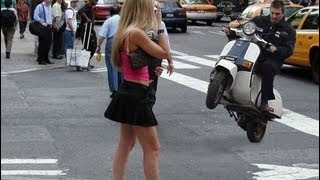 Fail compilation motorcycles - YouTube