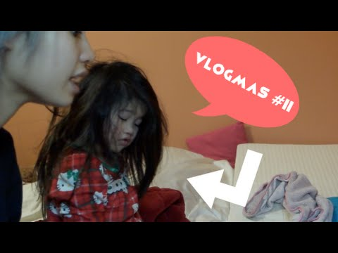 VLOG #311 - HOW WE ALL FEEL WHEN WE WAKE UP ➡ VLOGMAS #11