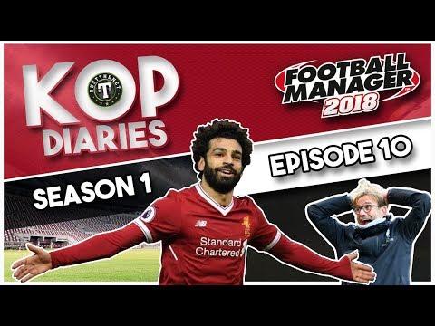 FM18 Kop Diaries Who's better Salah or Ronaldo? (Season 1 Episode 10 ) Football Manager 2018
