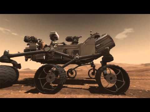 Mars Curiosity - Nasa