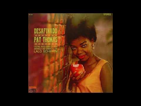 Pat Thomas – Desafinado (1962)
