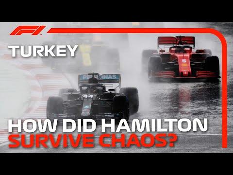 How Did Hamilton Win Amid Turkey Chaos? | Jolyon Palmer Analysis