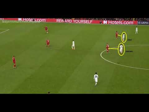 Liverpool 0-0 FC Bayern | Champions League | Tactical Analysis