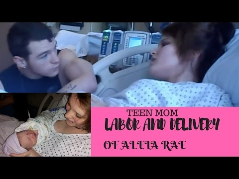 Labor - I finally went into labor with Aleia on December 26, 2012. I was in labor for 19 hours total. She was born at 9:53 pm and weighed 7 pounds and 5 oz and was 2...