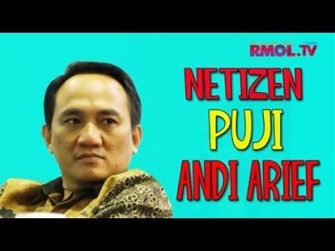 Netizen Puji Andi Arief