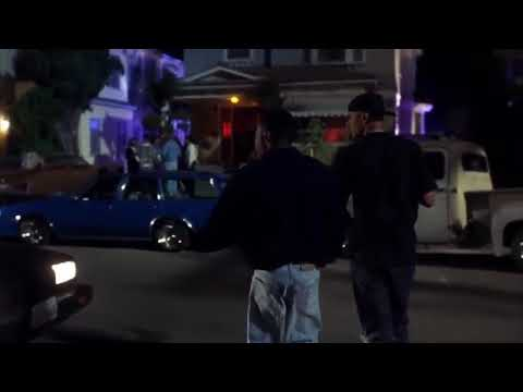 """Menace II Society (1993) """"Caine & Harold Goes To A Party"""""""
