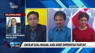 Video Ungkap Soal Mahar, Andi Arief Diperintah Partai? MP3, 3GP, MP4, WEBM, AVI, FLV Agustus 2018