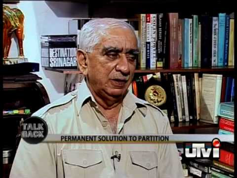Talk Back with Jaswant Singh
