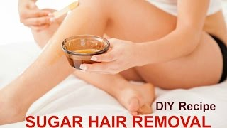 Sugar Hair Removal Guide