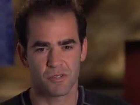 Pete Sampras on Andre Agassi - Part 1