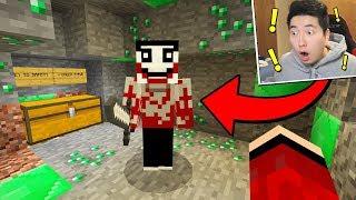 Video JEFF THE KILLER FOUND ME IN MINECRAFT! (Scary Minecraft Video) MP3, 3GP, MP4, WEBM, AVI, FLV Desember 2018