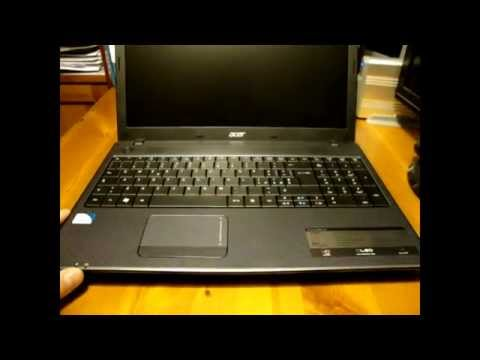 Acer TravelMate 5744Z Intel Dual Core 2.13Ghz 4Gb Ram 500Gb HD LED - Unboxing