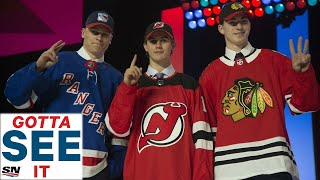 GOTTA SEE IT: Every Pick From The First Round Of The 2019 NHL Draft by Sportsnet Canada