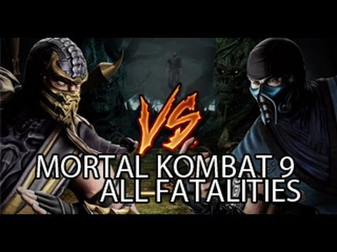 mortal - Click here for the full scoop on mortal kombat 9: http://www.youtube.com/watch?v=FZltlqOJTpo . At around the 00:30 I talked about it in detail. Here is more ...