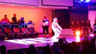 Greenteck – BACK TO THE STYLE ITALY 2018 Popping Judges Showcase