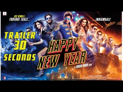 Happy New Year Happy New Year (30 Seconds Trailer)