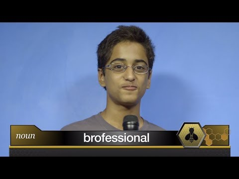 Dictionary - In an attempt to determine a final winner from last week's Scripps National Spelling Bee, Mashable challenged National Spelling Bee co-champions Sriram Hathw...