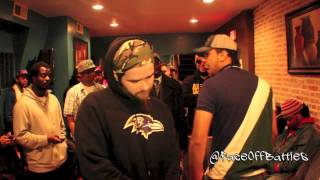 Face Off Battle League | Heartless Paperman vs. K The Specialist
