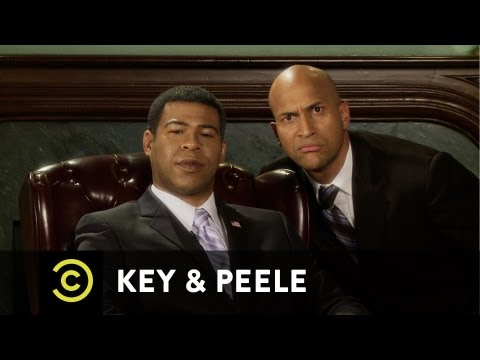 Key & Peele - Obama's Anger Translator - Martin Luther King Day