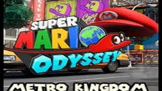 Super Mario Odyssey Metro Kingdom DemoBrief Summary:  Super Mario Odyssey is fantastic!  This game is literally everything what Super Mario Galaxy 3 should be.  In this demo I show of the Metro Kingdom!  What will we find there?  Watch and find out.  Please like comment and subscribe!  Thank you for watching!