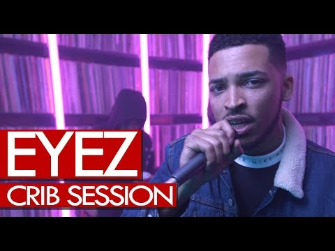 EYEZ FREESTYLE | WESTWOOD CRIB SESSION @Eyez_uk