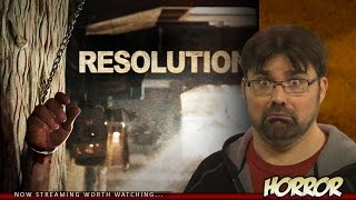 Nonton Resolution - Movie Review (2012) Film Subtitle Indonesia Streaming Movie Download