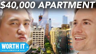 Download Youtube: $1,700 Apartment Vs. $40,000 Apartment
