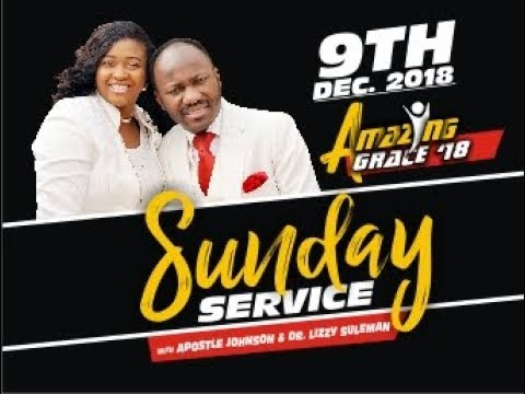Annual Thanksgiving Service 9th Dec. 2018, LIVE With Apostle Johnson Suleman