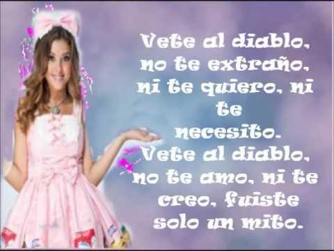 paulina goto(Valentina)-Vete al diablo-EME 15-letra-miss XV