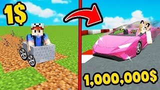 Video MINECRAFT - SAMOCHÓD ZA 1$ VS SAMOCHÓD ZA 1,000,000$ | Vito i Bella MP3, 3GP, MP4, WEBM, AVI, FLV September 2019