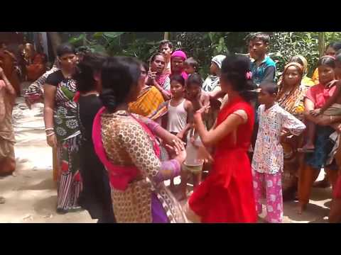 Desi Village Girls Hot Dance  2017
