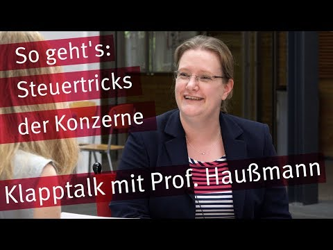 So tricksen Amazon und Co.: Klapptalk #5 mit Prof. Haußmann