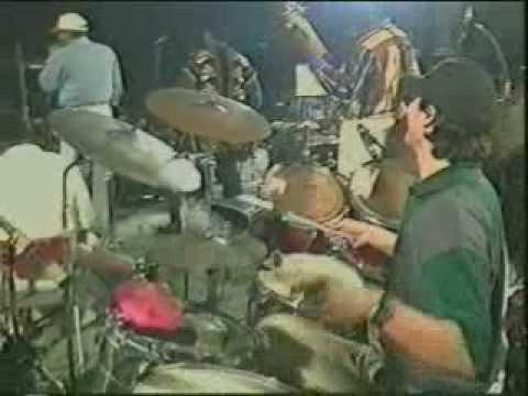 Jimmy Branly Drum Habana, Cuba