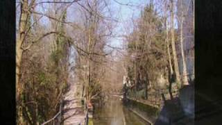 Paratico Italy  City new picture : Cycling route from Urago d'Oglio to Paratico in Italy
