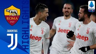 Roma 1-2 Juventus   Winter Champions! Demiral & CR7 Bring Juve Back On Top!   Serie A TIM