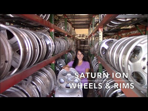 Factory Original Saturn Ion Rims & OEM Saturn Ion Wheels – OriginalWheel.com