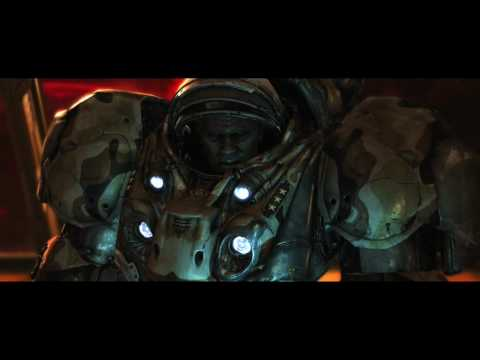 Starcraft 2. Ghost of the past. Trailer.  Russian subtitles (русские титры)