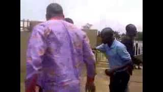 Brutal Attack On Ogun State Tax Officials By Winners' Chapel Thugs