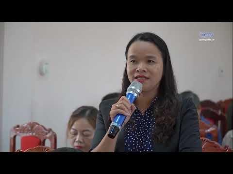 Cam Lộ tháo gỡ khó khăn trong công tác phát triển đảng viên