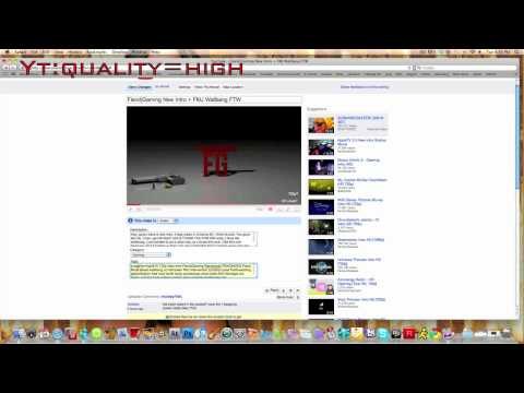 yt:quality=high - Hey Guys I got a video tutorial here for you on how to increase the size & quality of your videos. (Like Machinima videos) So all you do is add this tag: yt:...